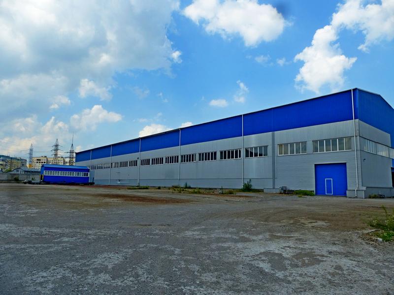производственный комплекс Диасон